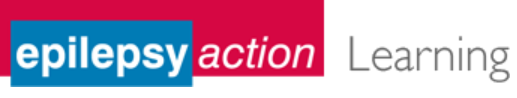 Epilepsy Action Learning logo